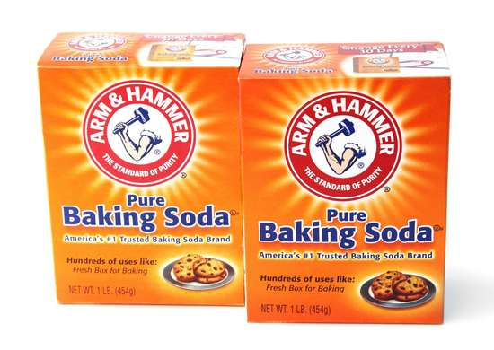 Arm and hammer baking soda first produced in 1846