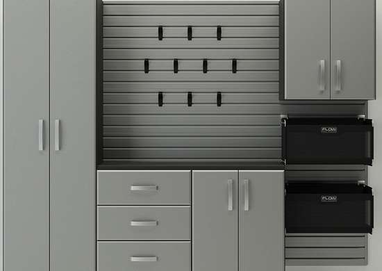 FlowWall 6-Piece Cabinet Set
