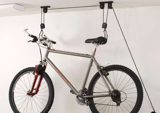 Ceiling-bike-hoist