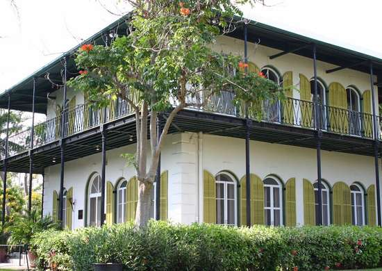 Ernest Hemingway House Key West, FL