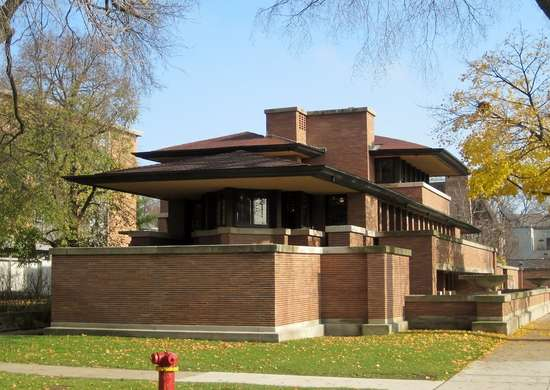 Robie House Frank Lloyd Wright