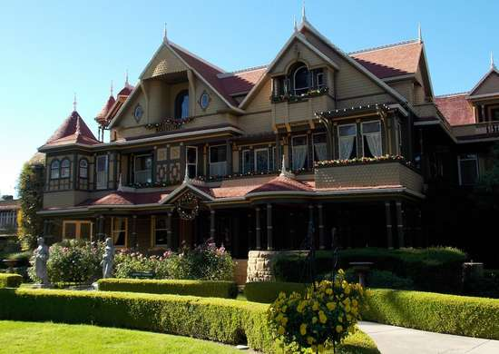 Winchester Mystery House San Jose, CA
