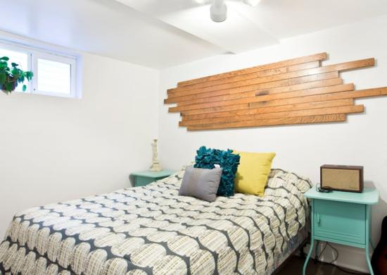 White_basement_bedroom