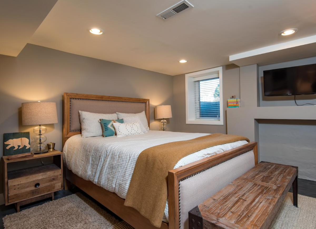 Basement Bedrooms - 8 Tips for a Cozy Space - Bob Vila