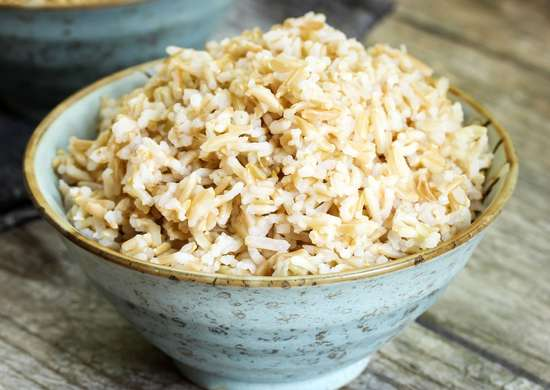 How to Reheat Rice with Ice
