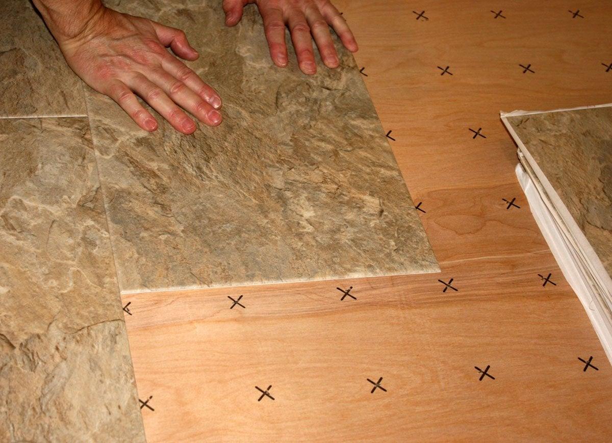 Flexible Vinyl Flooring Dangers Bathroom Safety 11