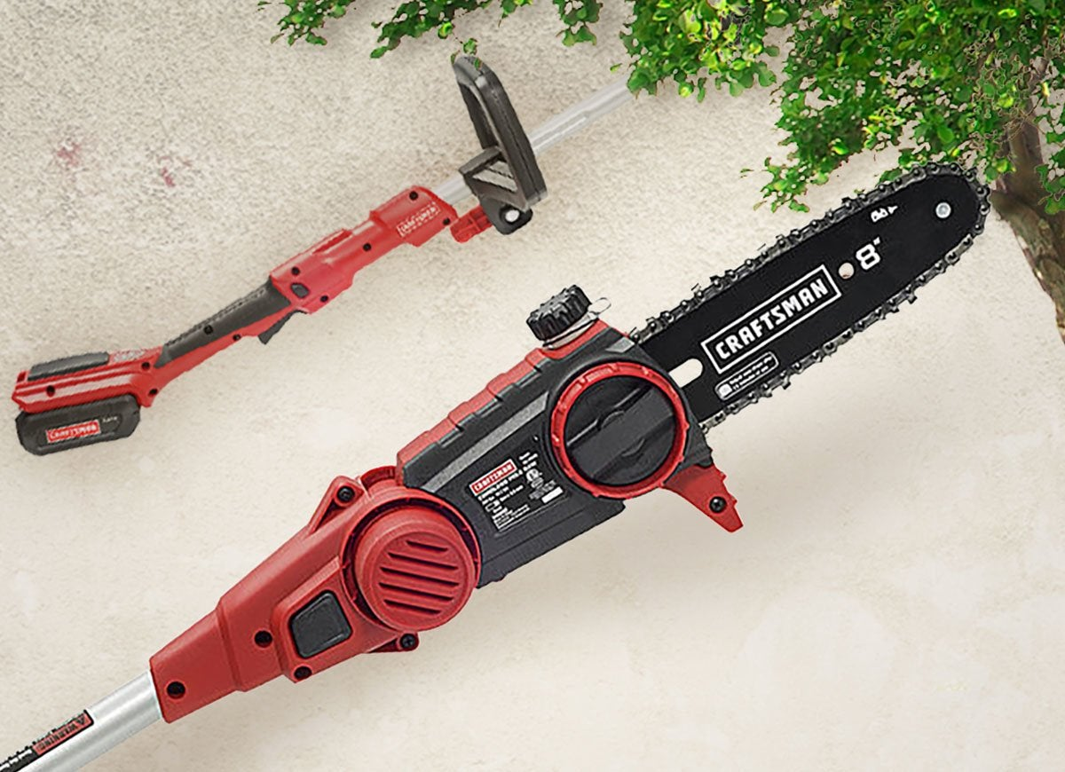 Craftsman pole saw