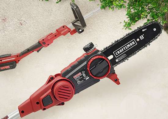 Craftsman Cordless Pole Saw