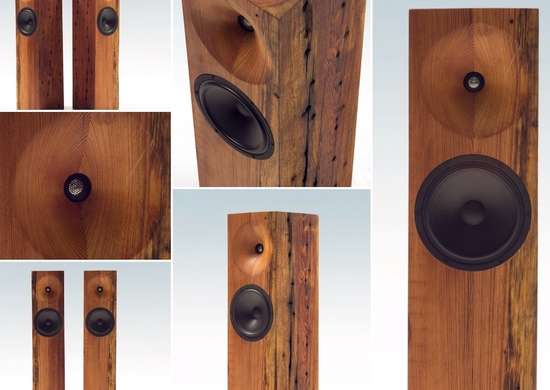 Beam speakers
