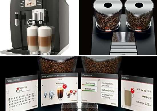 Jura giga 5 automatic coffee maker