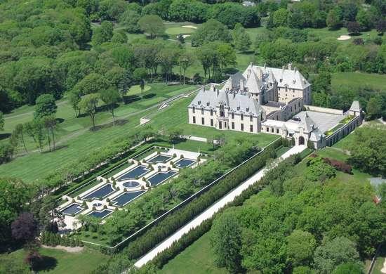 Oheka Castle in Huntington, NY