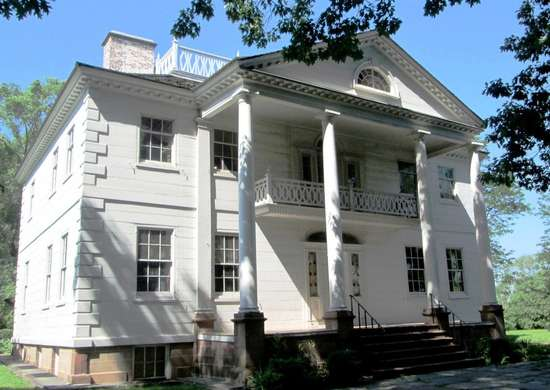2014 morris jumel mansion from southwest