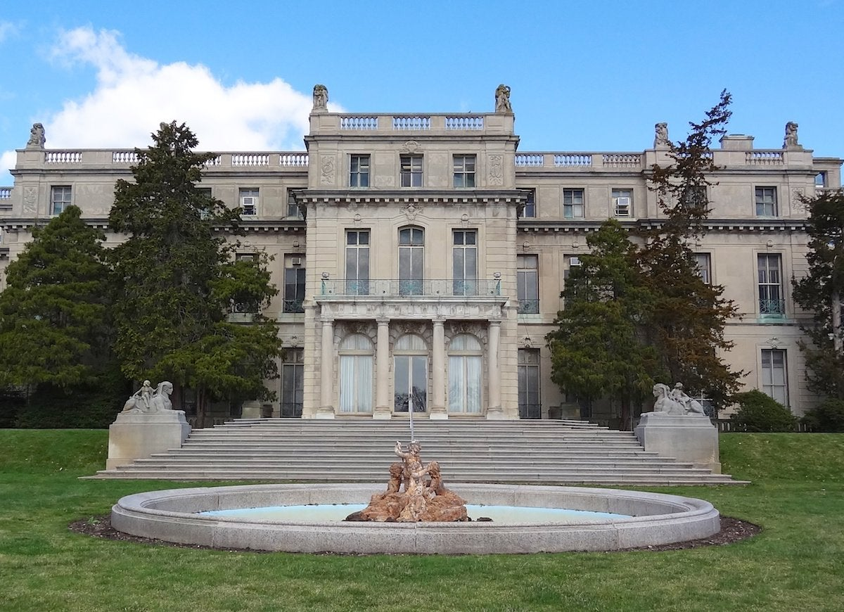 Mansion Foyer University : Shadow lawn mansion in west long branch nj the secret