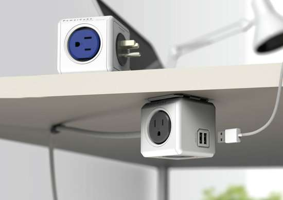 PowerCube Electric Wall Adapter