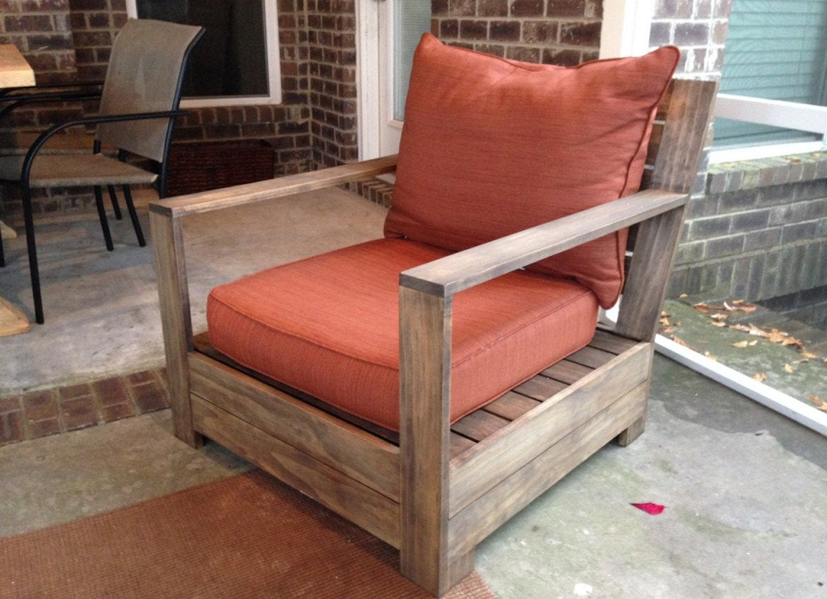 DIY Lounge Chair DIY Chairs 11 Ways to Build Your Own Bob Vila