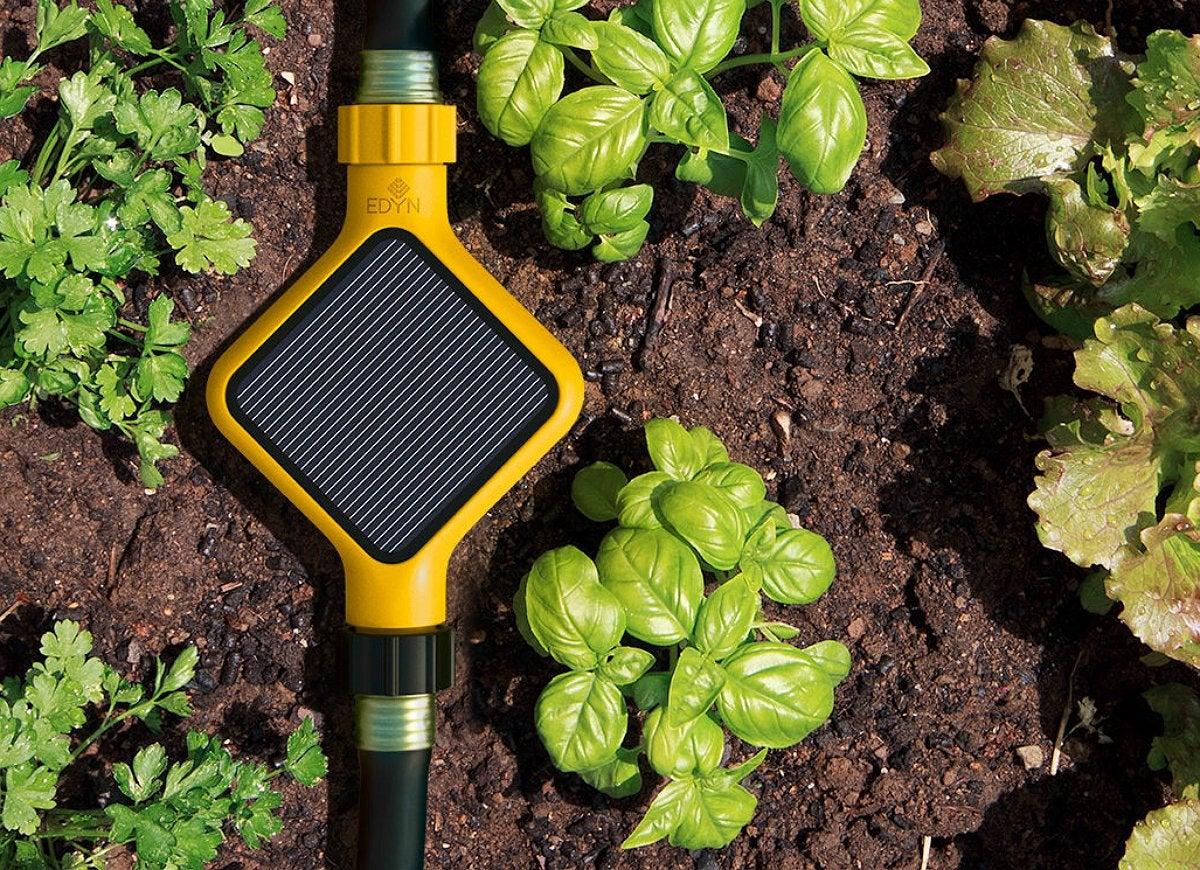Edyn valve garden hose