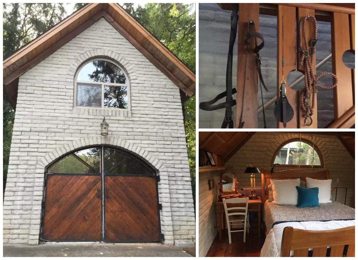 Garden Sheds Eugene Oregon rustic carriage house in eugene oregon - carriage houses - tour 11