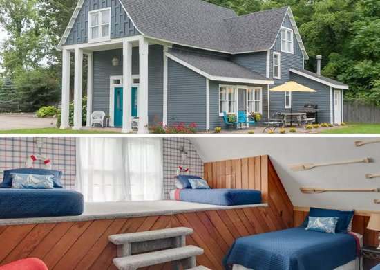 Converted Carriage House Paw Paw Michigan