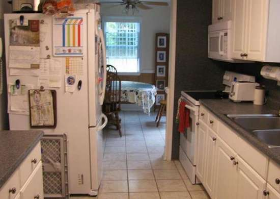 Kitchen Staging for Home Sale