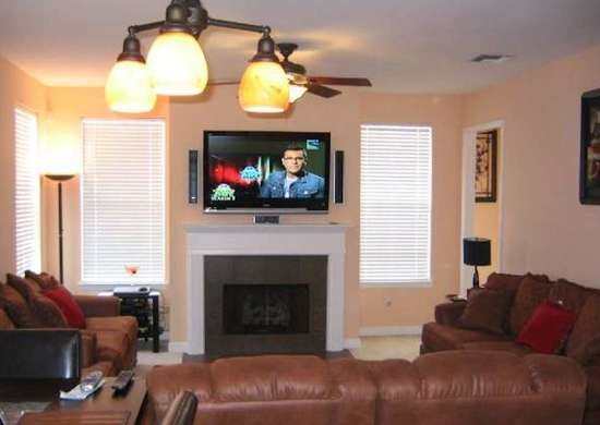 Turn Off the TV for Home Staging