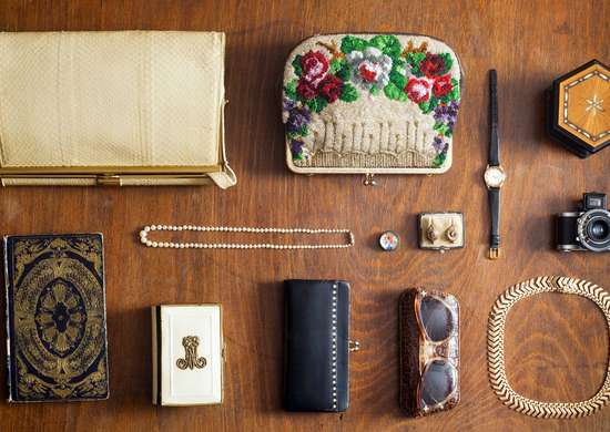 Vintage-items