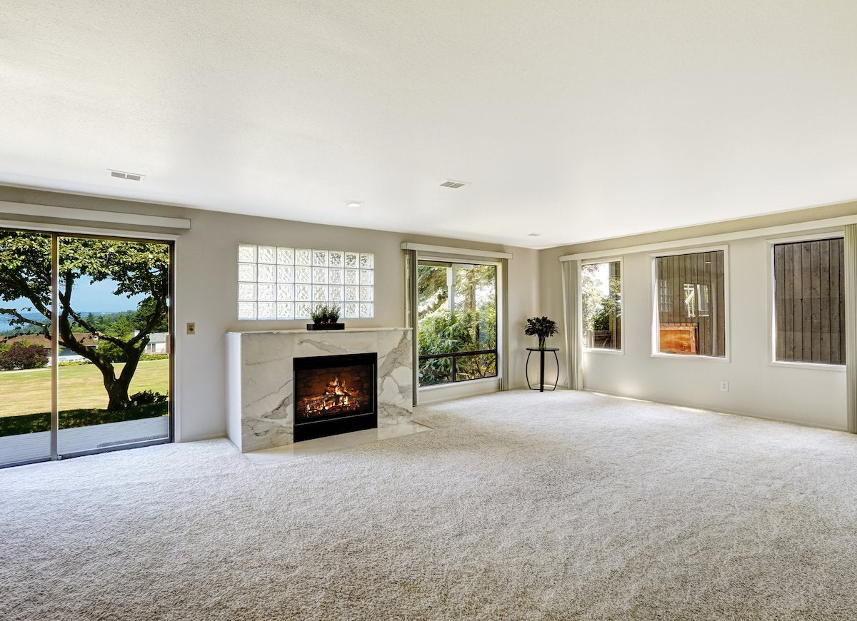 Wrinkle carpet
