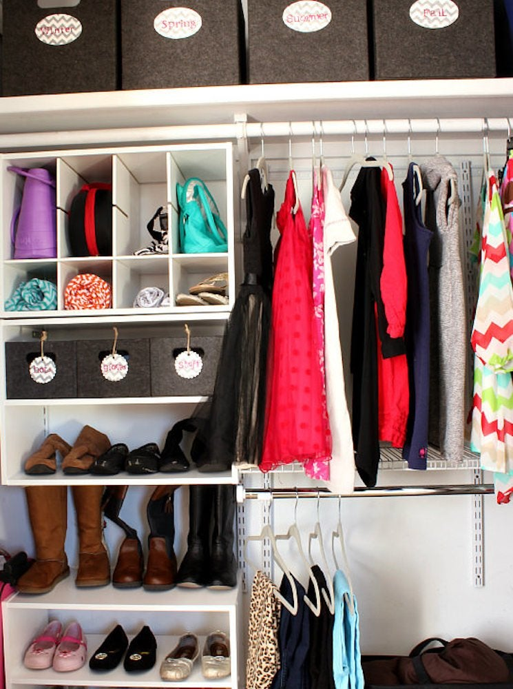 small space to closet your cubbies square control get under systems organized