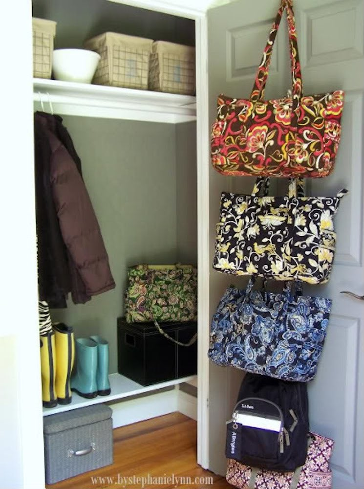 Things In A Foyer Closet Crossword : The most organized closets we ve ever seen bob vila
