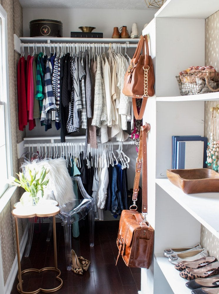 An L Shape Closet Can Feel Limiting, But There Is An Opportunity To Fill  Every Last Corner With Functional Storage And Design Elements.