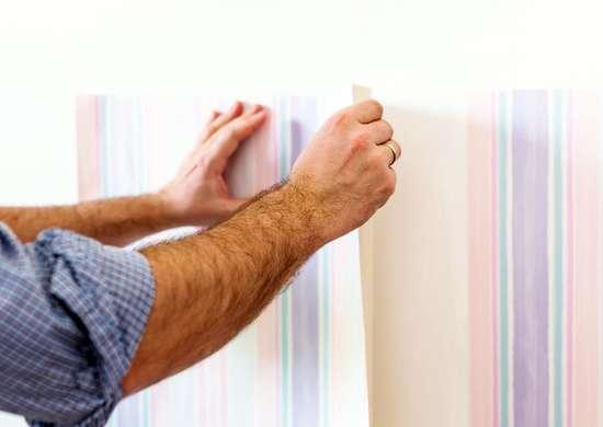 Wallpaper caulk