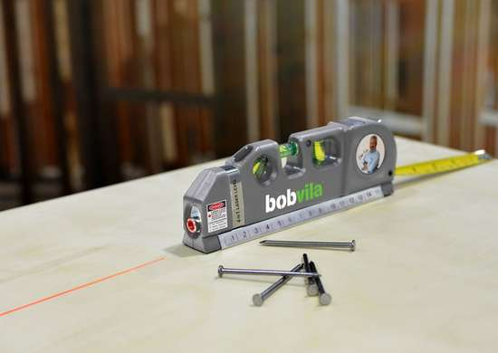 Bob Vila Products Laser Level