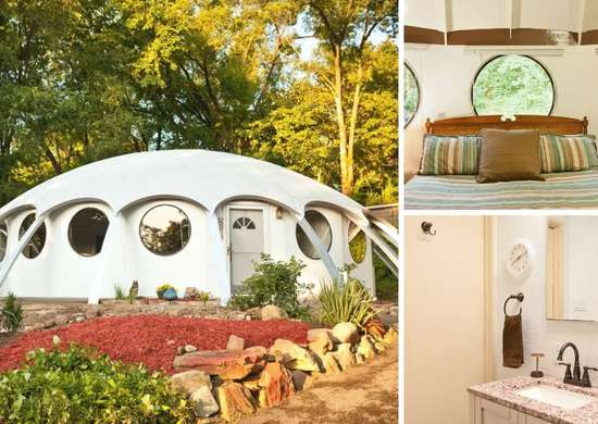 Geodesic Dome In Pittsburgh, PA