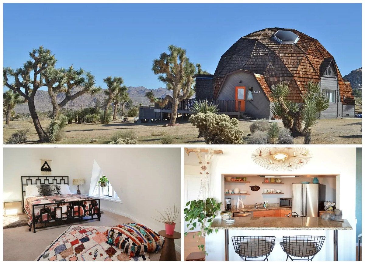 Joshua tree ca house