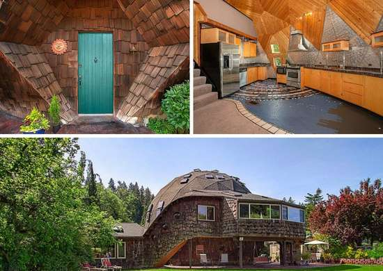 Geodesic Dome In Kenmore, WA