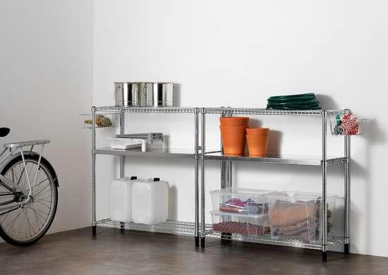 IKEA Omar Shelves