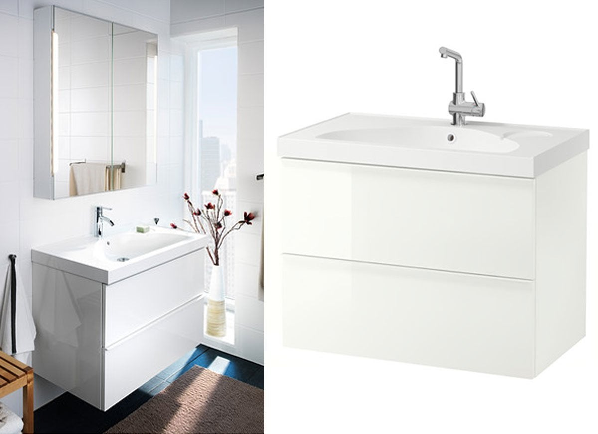 Godmorgon Edeboviken Sink Cabinet 10 Ikea Products Loved By Designers Bob Vila