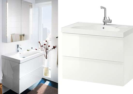 GODMORGON / EDEBOVIKEN Sink Cabinet