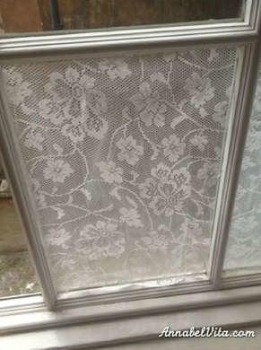 Lace-window