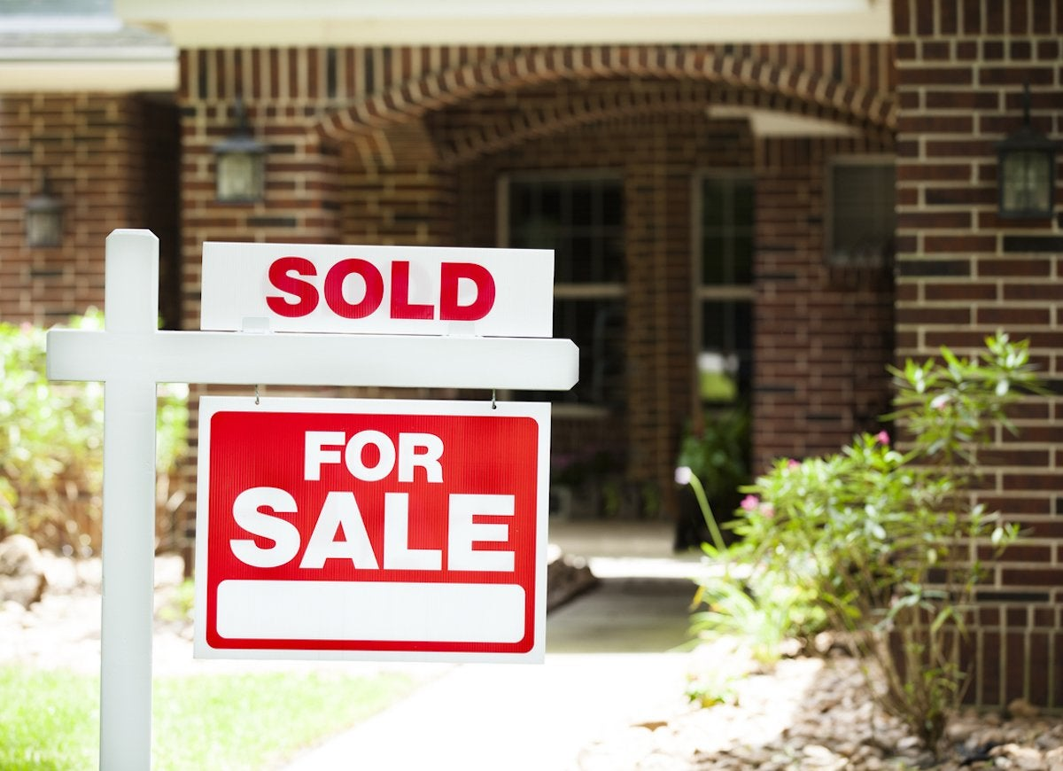 For Sale Sold Sign: Real Estate Myths Not To Believe