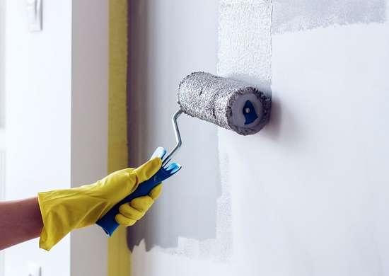 Paint ventilation