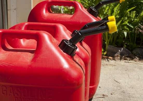 Incorrect Fuel Storage