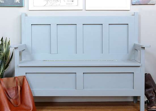Awesome Diy Benches 12 Designs For Your Entryway Bob Vila Pdpeps Interior Chair Design Pdpepsorg