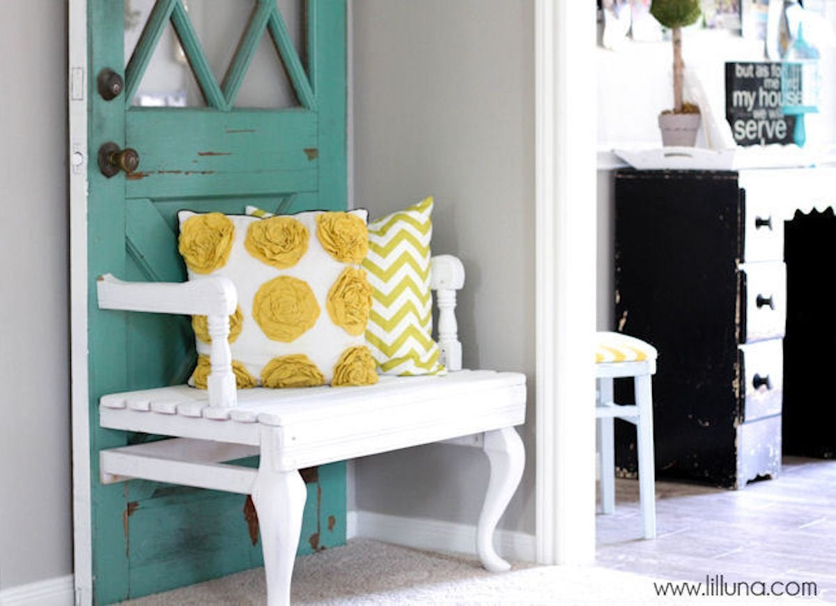 Picture of: Diy Benches 12 Designs For Your Entryway Bob Vila