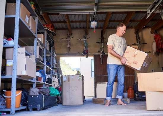 Garage zones