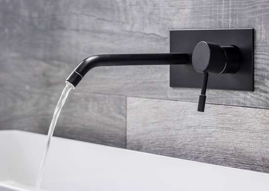 Wall Mounted Faucets in Bathroom