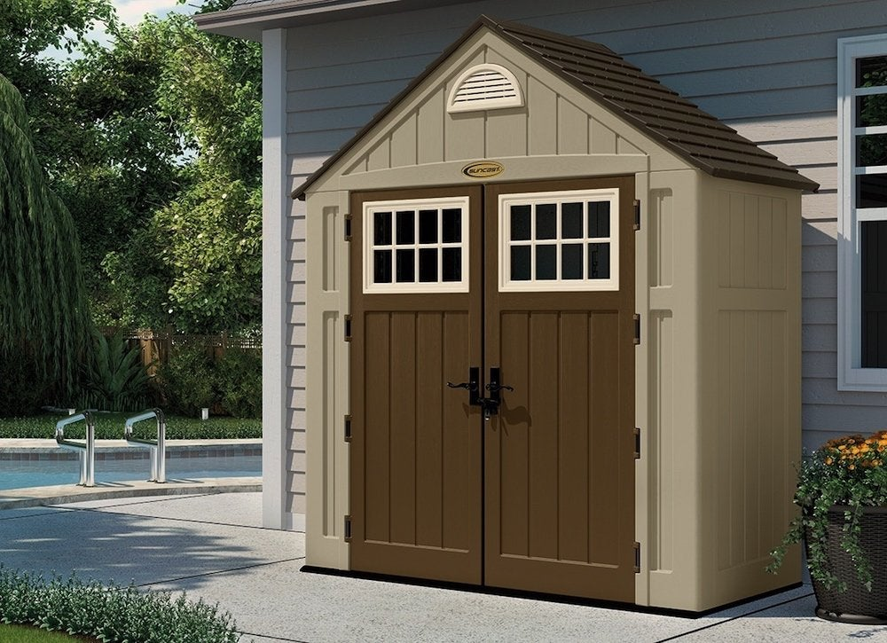Best Portable Sheds : Suncast tremont storage shed best sheds to choose