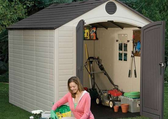 Lifetime 6405 Outdoor Shed