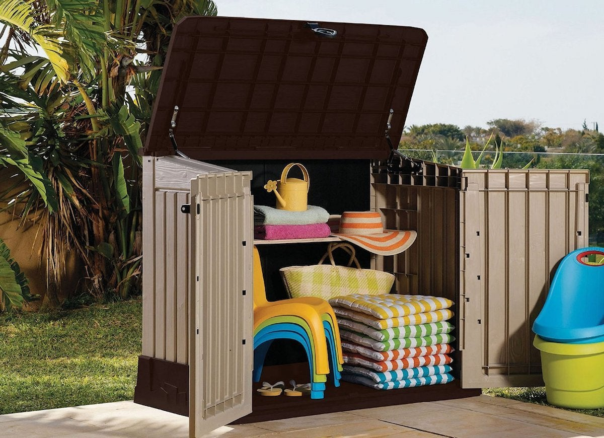 keter store it out midi shed best sheds 10 to choose for your backyard bob vila. Black Bedroom Furniture Sets. Home Design Ideas