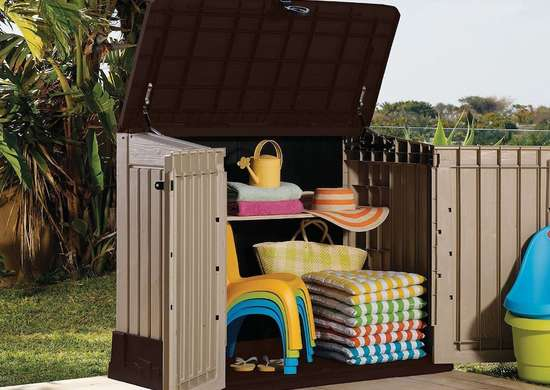 Keter store it out midi shed