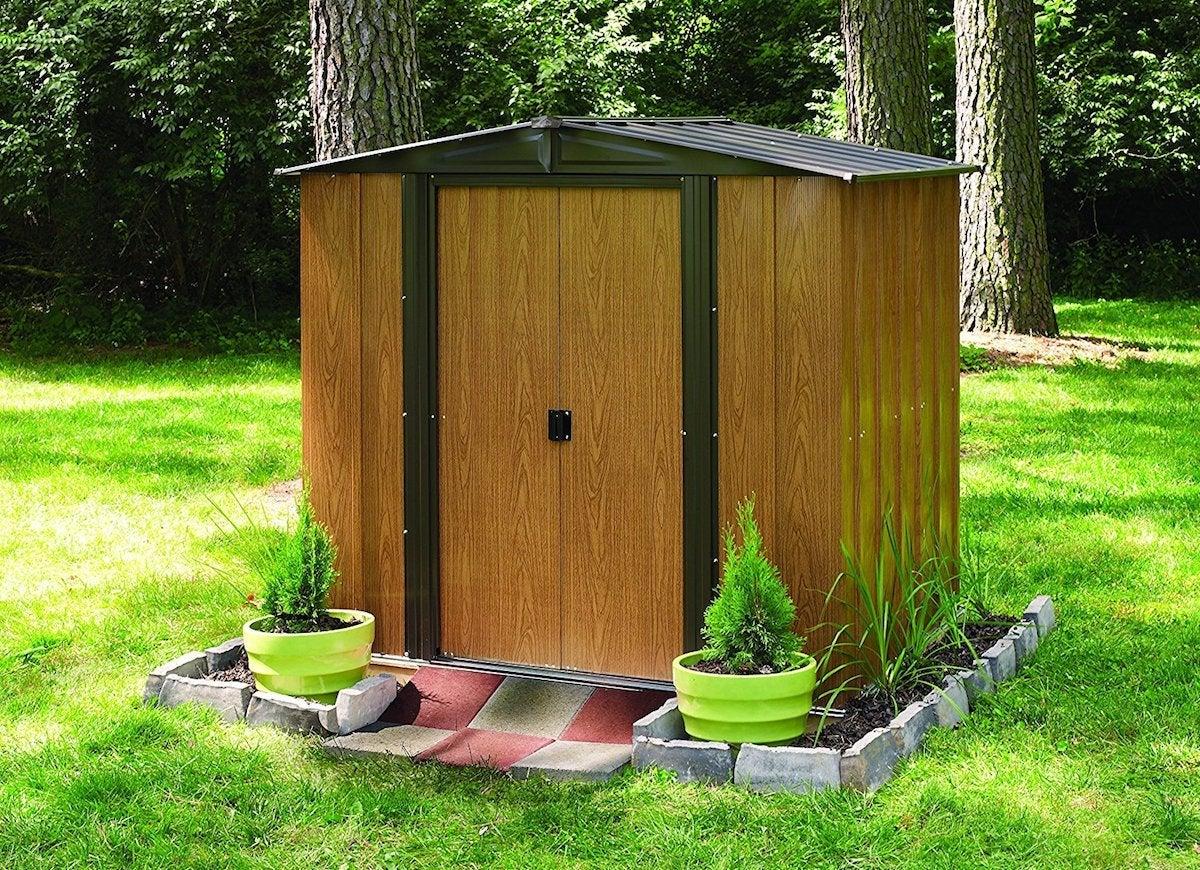 Arrow wl65 woodlake shed
